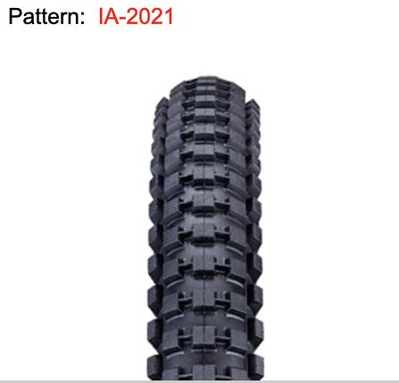 Покрышка велосипедная шипованная хорошего качества 26х2,5 (67-559) IA-2021 INNOVA, фото 2