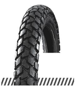 Покрышка отличного качества для скутеров 6PR (60% каучука) 3.00-10 OCST DX-025