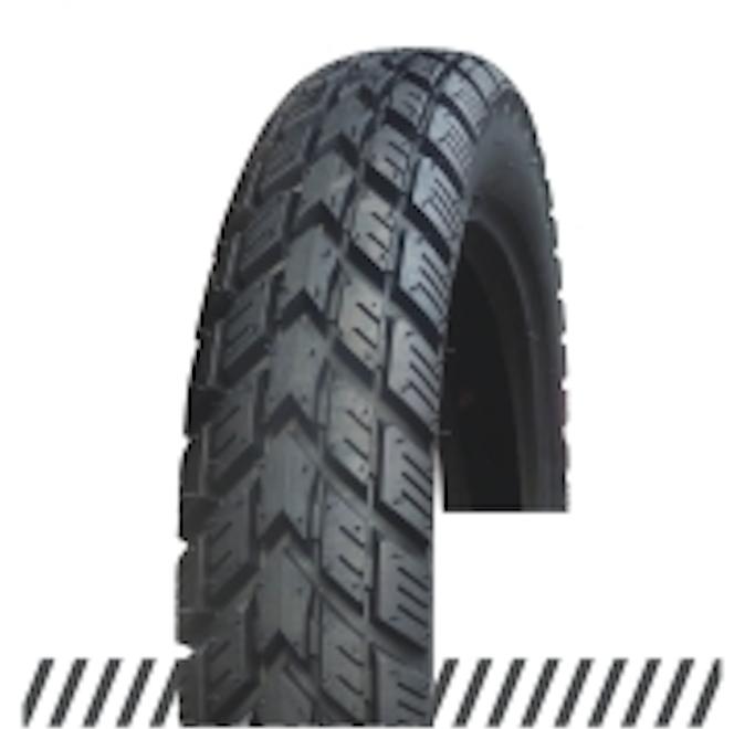 Покрышка (шина) отличного качества, шипованная  3,00х18 (90/90-18) OCST (DX-052) TT