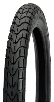 Покрышка (шина) отличного качества, универсальный протектор  2,75-17 (80/90-17) Deestone D-809 TT, фото 2