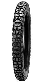 Покрышка (шина), отличного качества, шипованная  3,50-18 (100/90-18) Deestone D-707 TT