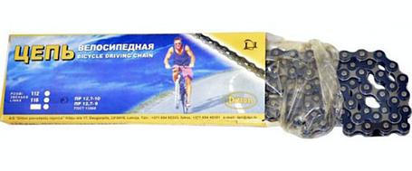 """Велосипедная цепь Прибалтика, усиленная 1/2"""" x 1/8"""", 112 звеньев,  для односкоростных  велосипедов, фото 2"""