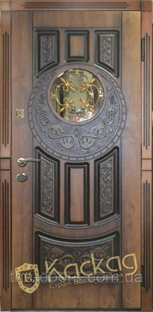 Двері вхідні Каскад модель Коло еліт