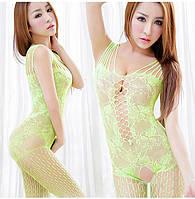 Женское эротическое белье - Боди-комбинезон сетка