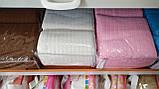 """Флисовый Плед покрывало """"Полар"""" двуспальный 185×215 см Бежевого цвета бренд KAYRA Турция, фото 3"""