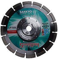 Обрезной диск сегментный SANKYO Spartan (D 125÷350)