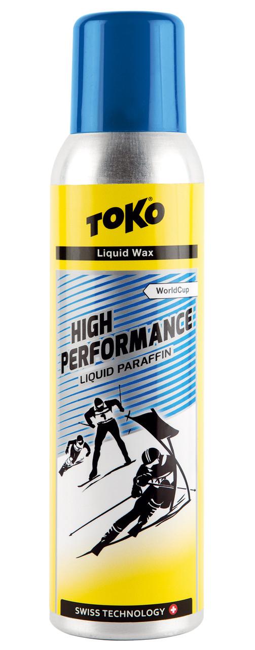 Рідкий парафін Toko High Performance Liquid Paraffin blue 125 ml