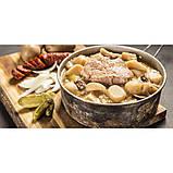 Туристичне блюдо ребро свиняче з відварною картоплею Adventure Menu, фото 2
