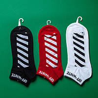Шкарпетки Off-White White OFF Black