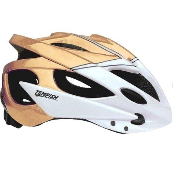 Шлем Tempish SAFETY, бело-золотой, L (102001076(GOLD)/L)