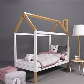 Детская кровать домик на ножках Милена (190см)