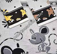 Лицевое полотенце Крыски, фото 1