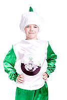 Детский карнавальный костюм чеснока, фото 1