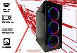 Игровой ПК + монитор 23''  Intel Core i5 4570, GTX 1050ti 4Gb, DDR3 8Gb, 500Gb, фото 3