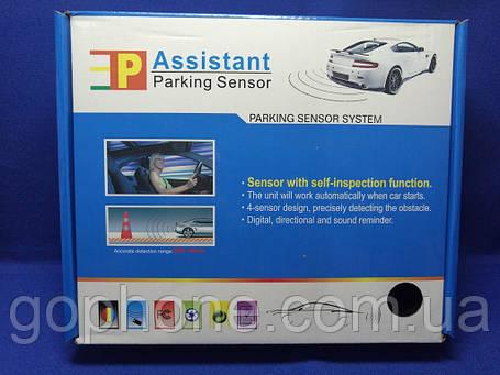 Парктроник Assistant Parking со съемными датчиками, фото 2
