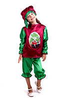 Детский карнавальный костюм Редиски