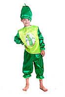 Детский карнавальный костюм Огурца, фото 1