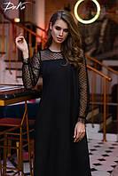 Нарядное свободное женское платье с 42 по 54 р. /р15.140, фото 1