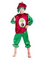 Детский карнавальный костюм Буряка