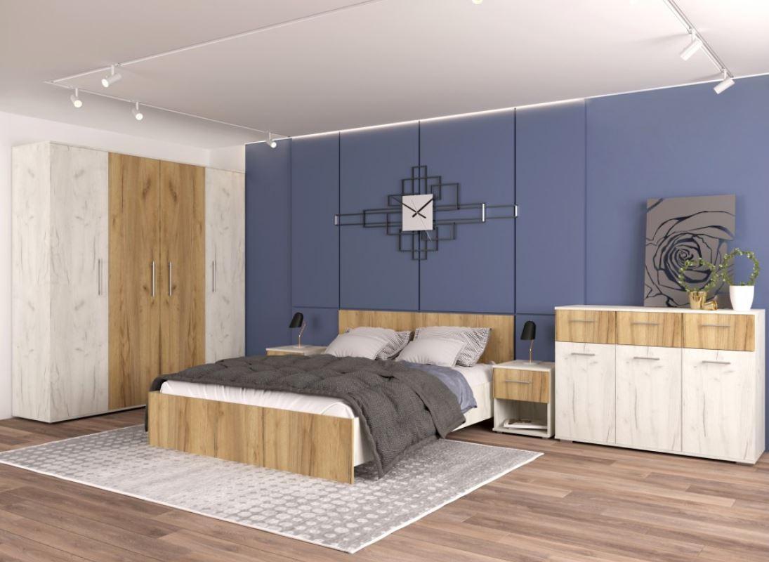 Модульная спальня Крафт