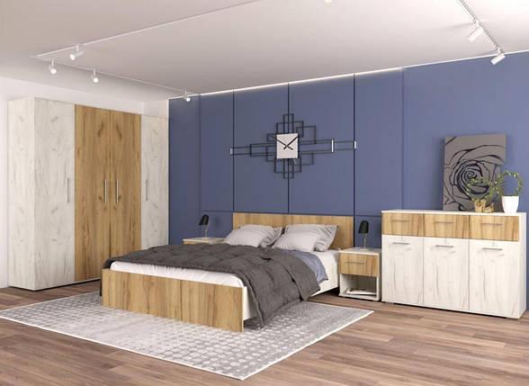 Модульная спальня Крафт, фото 2
