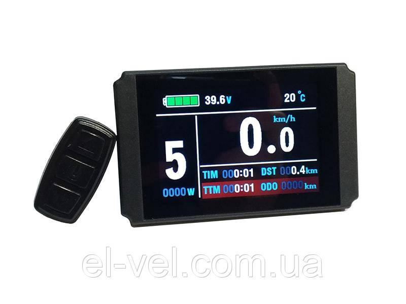 Дисплей LCD8H  + USB  24;36;48В