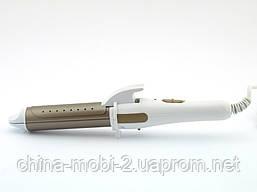 NOVA  NHC-809CRM  2в1 плойка для завивки с утюжком, фото 2