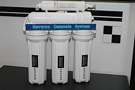 П'ятиступінчастий фільтр для очищення води ZENET RX-50 C-2