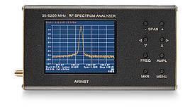 """Arinst SSA Pro R2 портативный анализатор спектра с 3,2"""" цветным сенсорным экраном"""