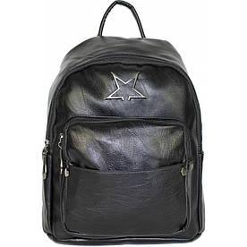 Рюкзак №7725 Чёрный #M/K