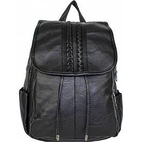 Рюкзак №672 Чёрный #M/K