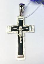 Натільні хрестики в сріблі