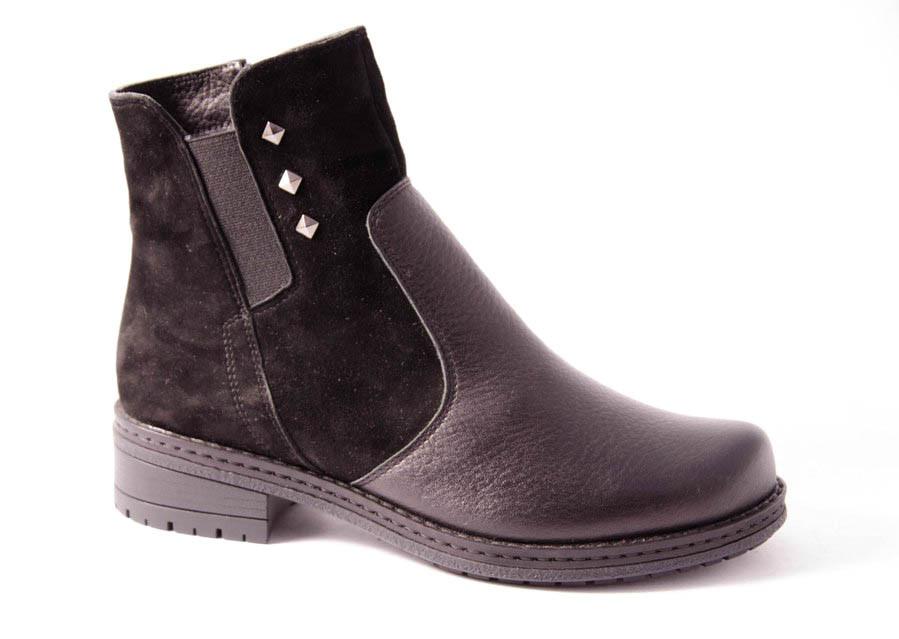 Ботинки женские черные Romani 5151715/2 р.36-41