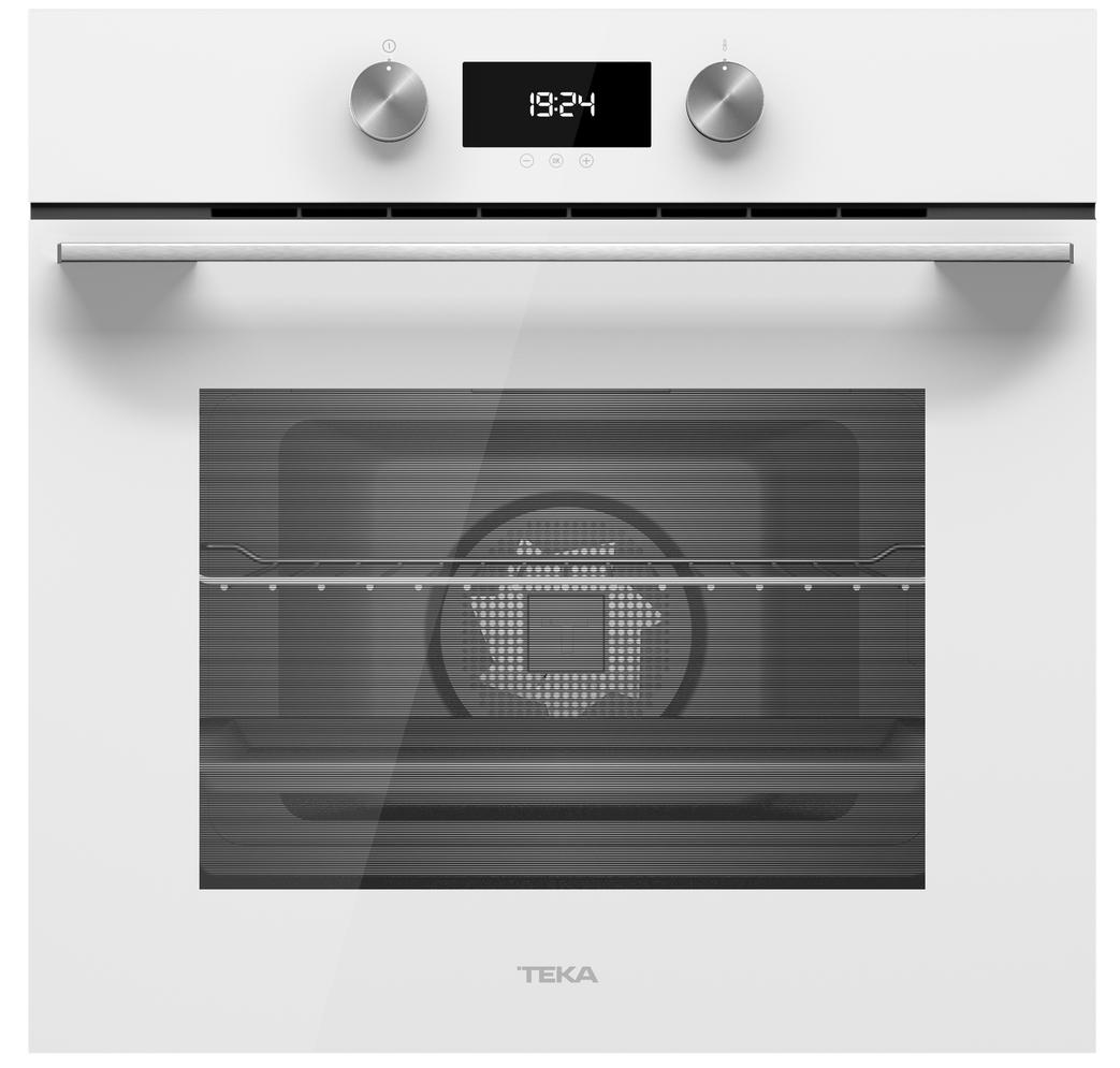 Духовой шкаф с пиролизом TEKA HLB 8400 P WH белая