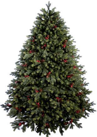 """Искусственная литая елка """"Кармен"""" 210 см."""