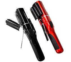 Утюжок ROZIA HCM-5007 10in1 машинка для стрижки волосся, що січеться