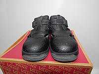 Мужские рабочие летние ботинки Bata р.42 кожа 007BRM