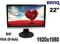 """Монитор 22"""" Beng ET-0019-NA чорный/1920x1080 (к.3959), фото 1"""