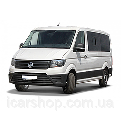 Стекло VW. Transporter Т-5 03 - Раздвижное окно для блока LuckyGlass