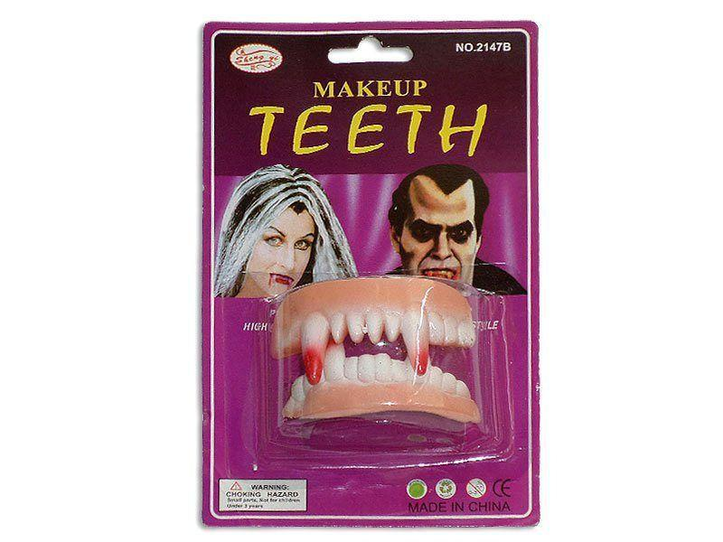 Зубы резиновые