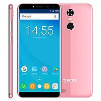 Смартфон Oukitel C8 (pink) оригинал !
