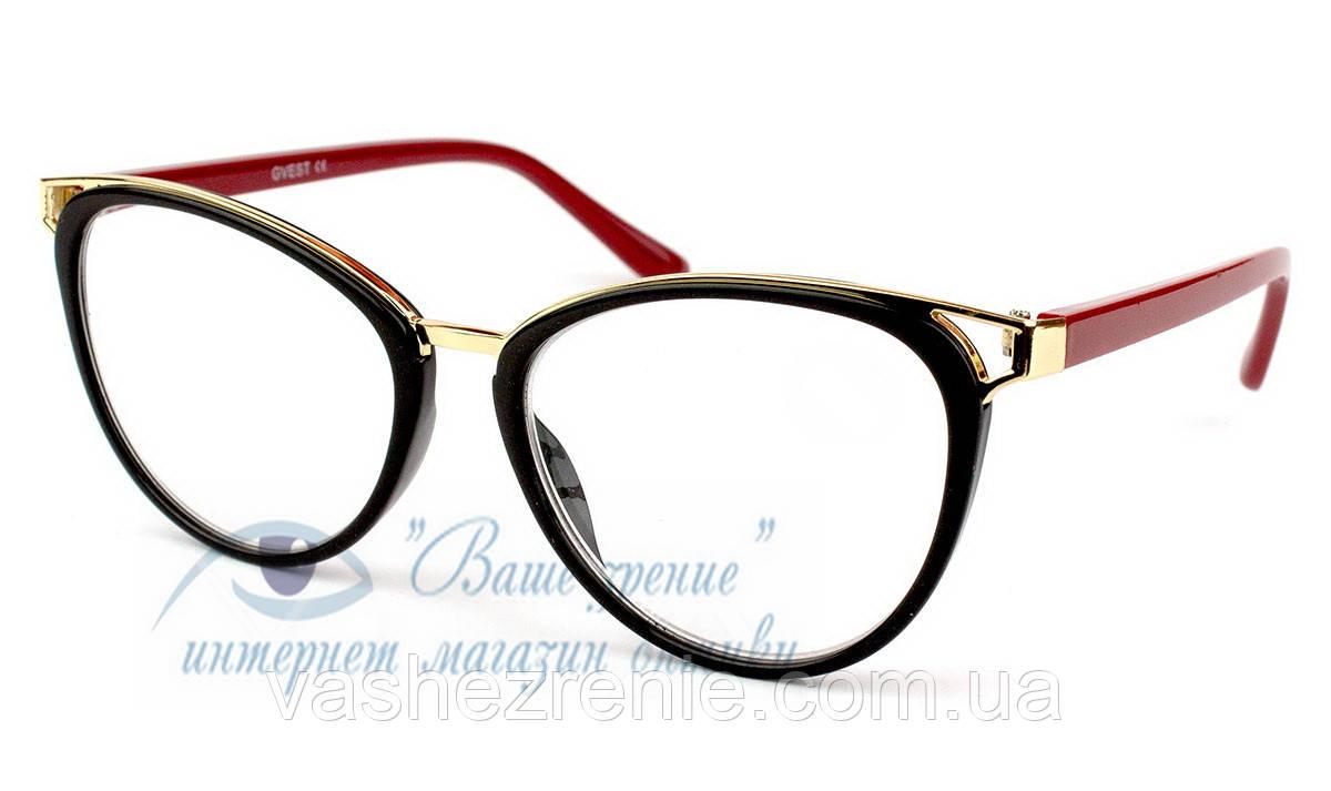 Очки женские для зрения +/- Код:1307