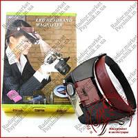Увеличительные очки (бинокулярная лупа) MG 81007-A