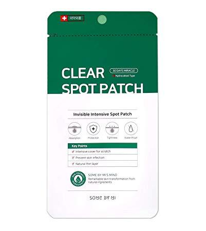 Локальные патчи от воспалений Some By Mi 30 Days Miracle Clear Spot Patch