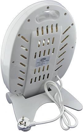 Бытовой напольный электрообогреватель | Камин для дома | WimpeX WX 454 (400 - 800 Вт), фото 2