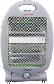 Бытовой напольный электрообогреватель   Камин для дома   WimpeX WX 454 (400 - 800 Вт)