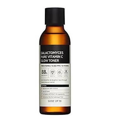 Тонер для сияния кожи с витамином С Some By Mi Galactomyces Pure Vitamin C Glow Toner, 200 мл, фото 2