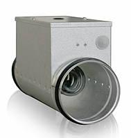 SALDA EKA 100-0,6-1f электрический круглый канальный нагреватель