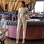 Женский костюм с брюками (в расцветках), фото 4