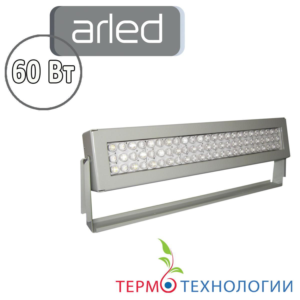 Светодиодный светильник Arled Lens 60 Вт